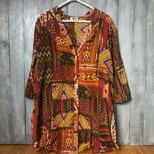 Show me your mumu downtown tunic